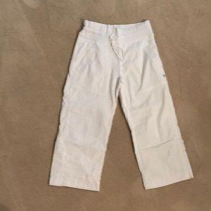 Lululemon crop lined pants